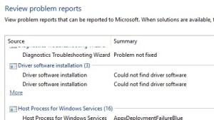 View All Problem Reports (2)